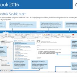 """Przewodniki """"Szybki Start"""" z aplikacjami pakietu Office 2016 oraz Office Mobile"""
